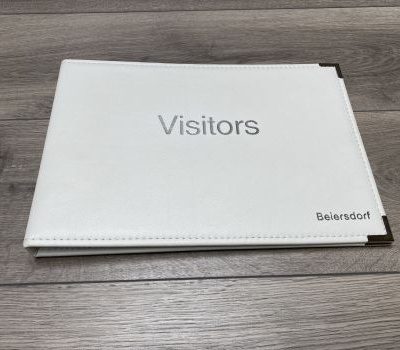 Guest & Visitor Folders